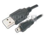 USB 4PIN (A / M-MINI 8PIN / Male Cord) - 1.5Meter.