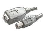 USB B Male to USB B Female Cord