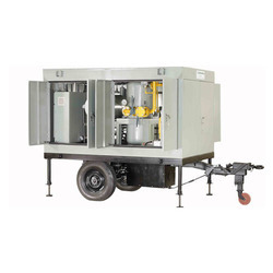 Transformer Oil Filter Machines