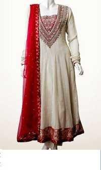 Gorgette Anarkali Suits