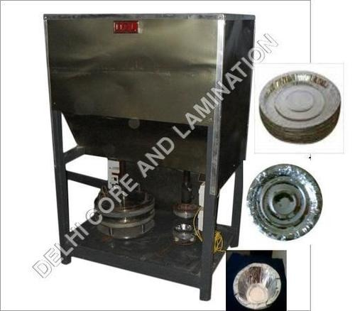 Semi Auto Paper Bowl Making Machine