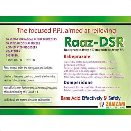 Raaz-DSR Gastric Ulcer Capsules