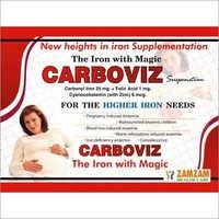 Carboviz Iron Capsules
