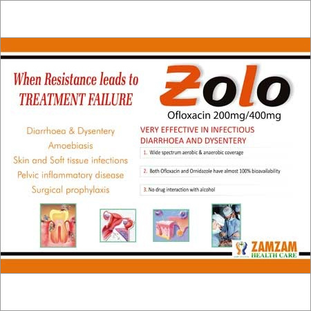 Zolo Diarrhoea Tablets