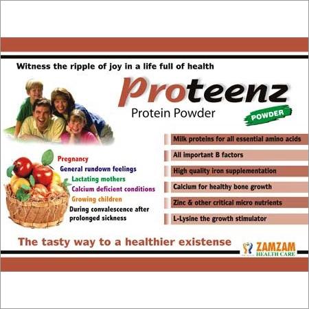 Proteenz Protein Powder