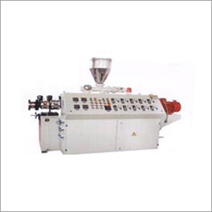 Conical Twin Screw Plastic Extruder
