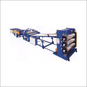 Pe Plastic Plate(Sheet) Production Line