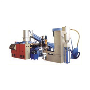 Pelletizing Line With Crusher