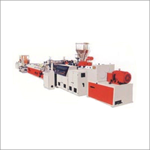 Plastic Panel Extrusion Line