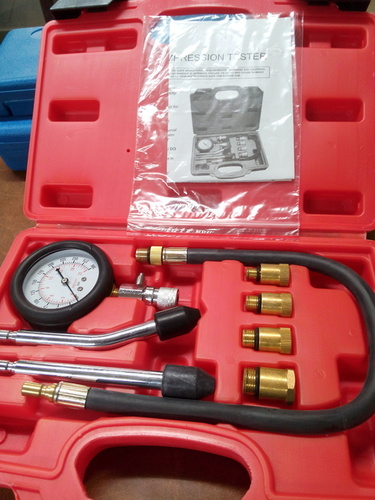Petrol Engine Compression Tester