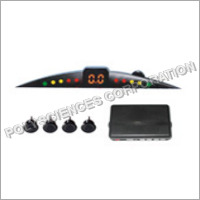Dashboard Mounting LED Parking Sensor