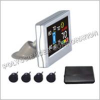 LCD Buzzer Parking Sensor
