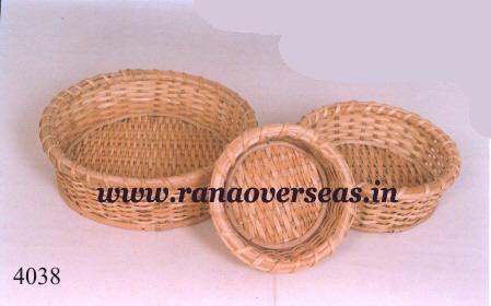 Designer Bamboo Basket