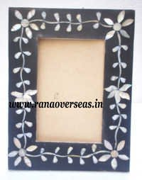 Handmade Wooden Photo Frames
