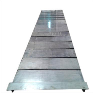 Telescopic Steel Cover
