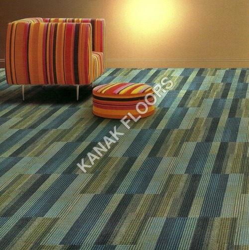 UNITEX CARPET TILE with PVC backing