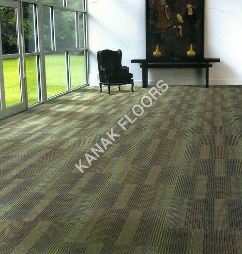 ROYA CARPET TILES with PVC backing