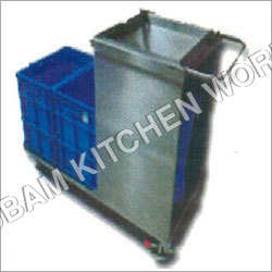 Garbage Collection Trolley