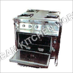 4 Burner Range With Elecric Oven