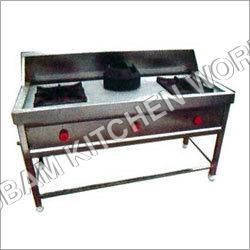 Chinese Range Oven