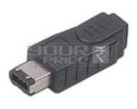 FIREWIRE IEEE 1394 4 Pin Female to 6 Pin Male - Fire Wire Adaptor