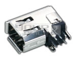 FIREWIRE IEEE 1394 - 6 Pin Female Connector