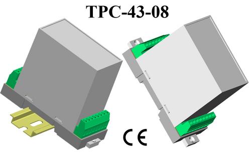 Din Rail Plastic Enclosure TriMount 103*88*44