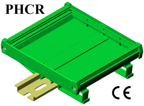 Profile pcb board holders
