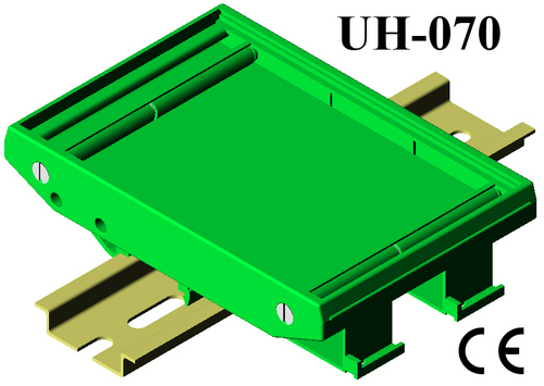 DIN Rail Plastic PCB board holders PCB 108*73