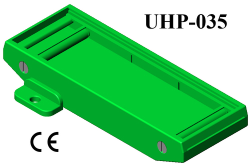 Panel Mounting Plastic PCB board holders PCB 108*37.5