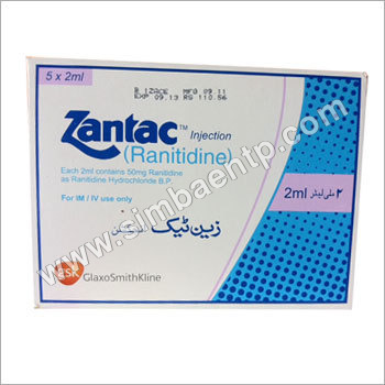 Zantac Injection