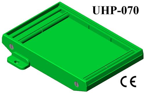 Panel Mounting Plastic PCB board holders PCB 108*73