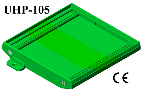 Panel Mounting Plastic PCB board holders PCB 108*108.5