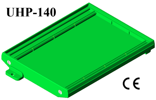 Panel Mounting Plastic PCB board holders PCB 108*1445