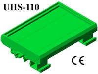 DIN Rail Plastic PCB board holders PCB 72*109