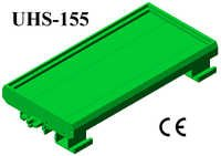 DIN Rail Plastic PCB board holders PCB 72*153.5