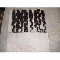 Remy Machine Weft Hair Wavy