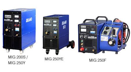 Inverter Based (MOSFET) Mig Welding