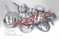 Mirror Polished Cookware