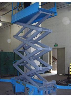 Hydraulic Self Propelled Scissor Lift