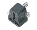 UNIVERSAL CONVERSION PLUG - 3 PIN FOR INDIA & SOUTH AFRICA