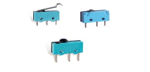 Crouzet Limit & Micro Switches