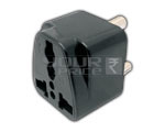 UNIVERSAL CONVERSION PLUG 3 PIN (5 AMP) FOR INDIA & SOUTH AFRICA