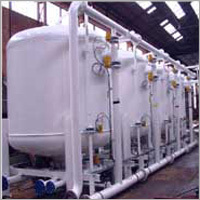 Industrial Mixed Bed System