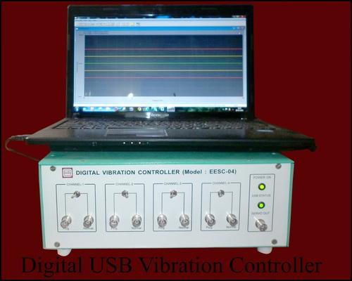 Digital Vibration Shaker Controller