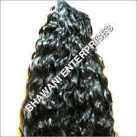 Micro Weft natural Curly Hair