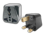 UNIVERSAL CONVERSION PLUG 3 PIN (13 AMP)