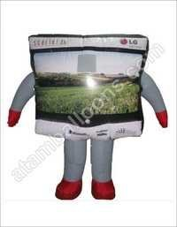 Promotional Walking Inflatable
