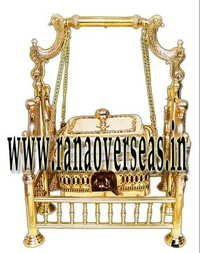 Swing look Chafing Dish in Brass Metal
