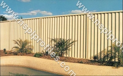 Steel Fencing Sheets